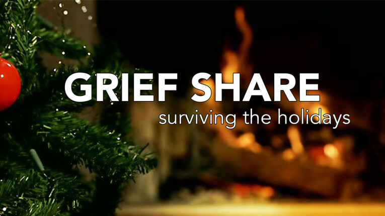 GriefShare-Surviving The Holidays